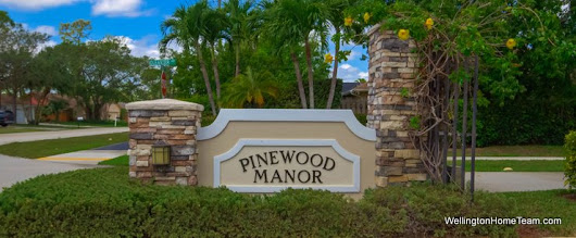 Pinewood Manor Wellington Florida Homes For Sale | Updated Daily!