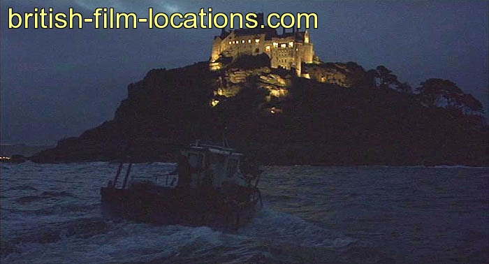 Johnny English 2003 Filming Location Sauvages Castle