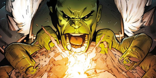 Marvel Legacy: Greg Pak Returns To Planet Hulk