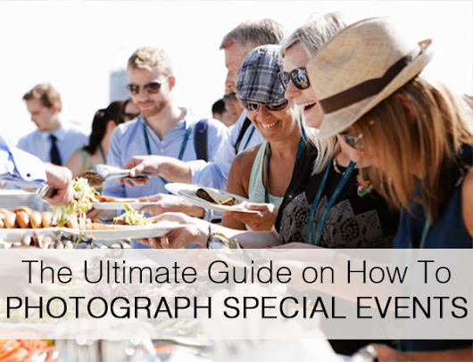 The Ultimate Guide on How To Photograph Special Events - Photodoto
