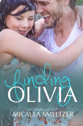 Finding Olivia (Trace + Olivia) by Micalea Smeltzer