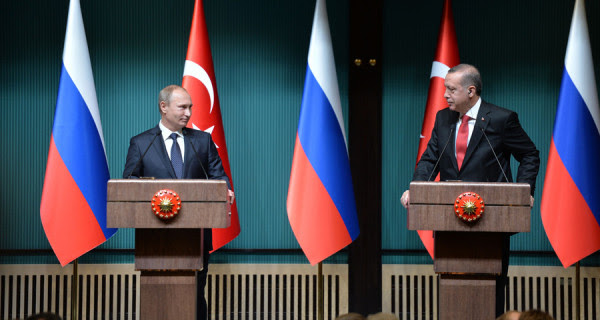 تركيا روسيا