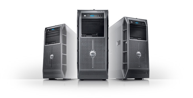Dell Happy About Server Sales but HP Has Something to Say about It