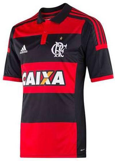 camisa flamengo (Foto: Divulgação/Adidas)