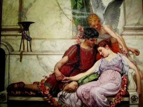 Ο μύθος της Αμυγδαλιάς και της άνοιξης