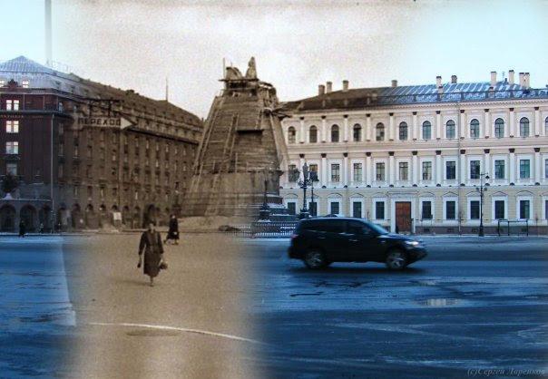 Siege of Leningrad, Russia 10