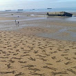 9,000 Soldiers Stenciled On Normandy Beach To Commemorate The Fallen of D-Day
