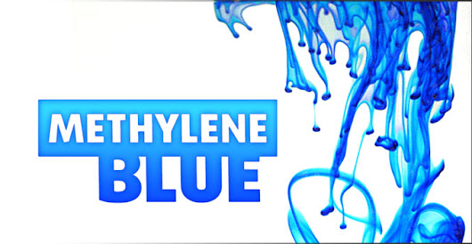 Methylene blue an unexpected cognitive enhancer when you for Methylene blue for fish