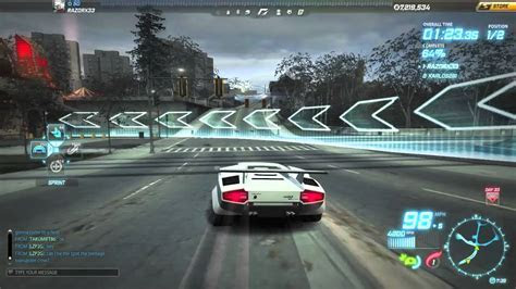 Need For Speed World: Lamborghini Countach 5000 Quattrovalvole Part 1   YouTube