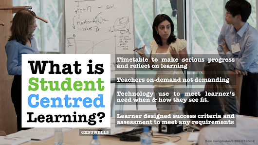 What is Student-Centred Learning?