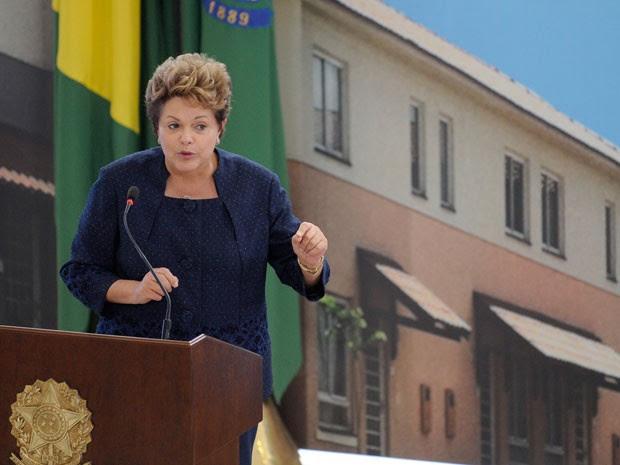 Dilma (Foto: Agência Brasil)