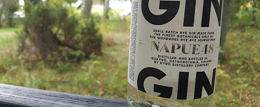 Napue Gin Tonic review – Best gin for Gin and Tonic