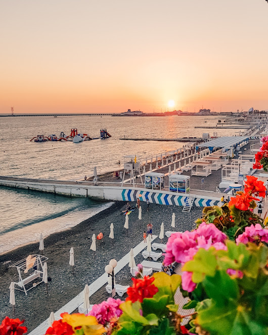 The Seaside Town of Sochi
