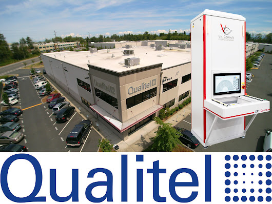 Qualitel implements X-ray SMD Counter