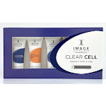 Image Skincare CLEAR CELL Trial Kit - 5 x 0.25 Oz.