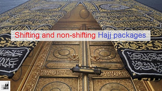 ifting and non-shifting Hajj packages - Travel for Umrah