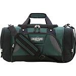 """Travelers Club 20"""" Adventure Multi Pocket Spacious Weekender Duffel - Green - Gym Duffels"""