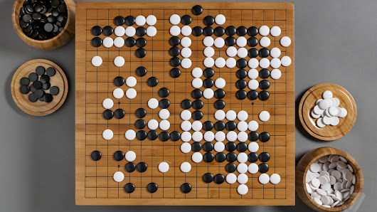 Google vs. Go: can AI beat the ultimate board game?