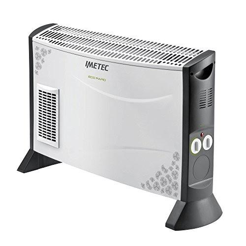 Termoventilatore Ardes Stufa Elettrica 2000W Timer Termostato AR4F06T Bath21