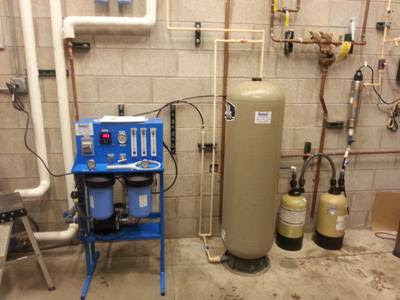 Industrial & Commercial Reverse Osmosis Water Filtration Systems
