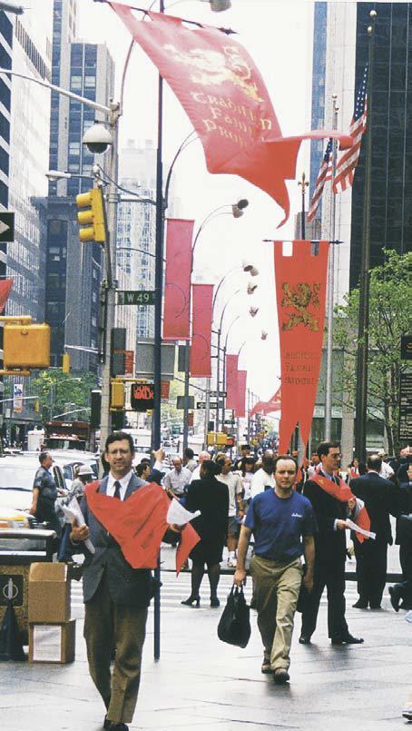 American TFP campaign in New York City - Elian Gonzales