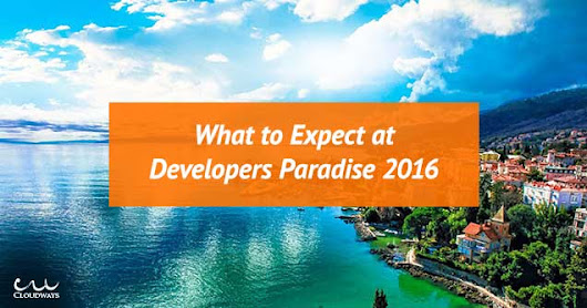 Magento Developers Paradise 2016