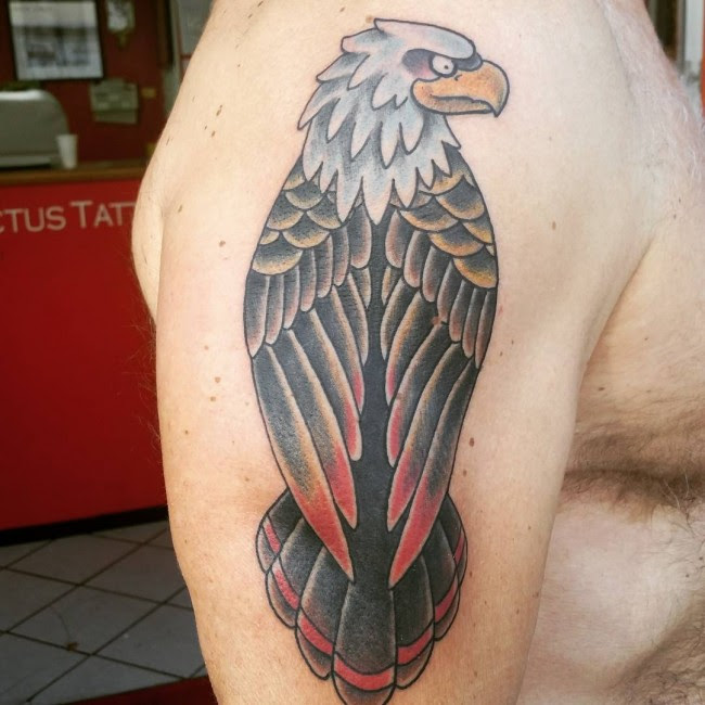 100 Best Eagle Tattoo Designs Meanings Spread Your Wings 2019