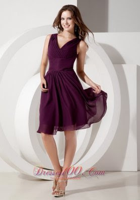 Purple evening dresses under 100