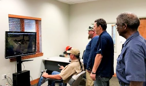 COMANCO Excavator Operators Train On State-of-the-Art Simulator A new group of COMANCO Field Employees...