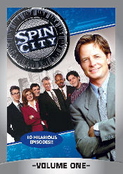 Spin City - Volume One