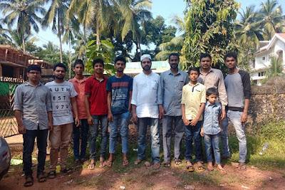 India: Khuddamul Ahmadiyya Manjeshwar promotes True Islam through faith outreach efforts