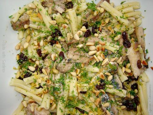 Pasta with Sardines 5