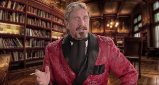John McAfee tells Ars he's fighting a lonely battle, but that he's not lying | Ars Technica