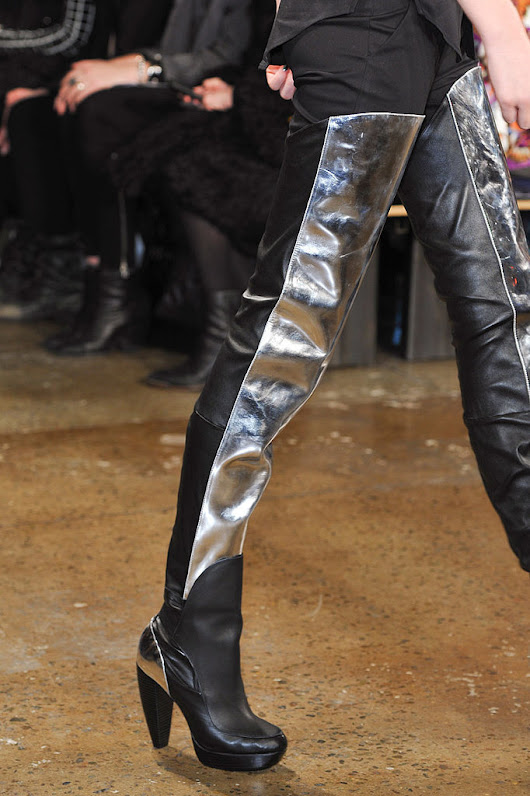 Designs Of The Day - Boot Up! Best of Fall 14/15 NYC