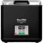 SousVide Supreme Demi SVS09L Steel Water Oven - 9.5 qt - Black
