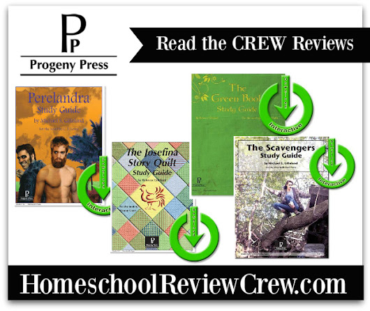 Critical Thinking in Your Homeschool {with Progeny Press-a review} - Quiet In The Chaos