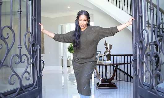Shereé Whitfield Shows Off Chateau Sheree, Six Years In The Making