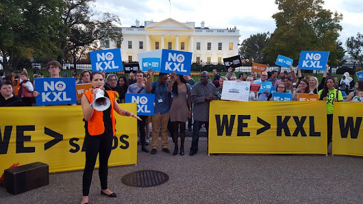 Fight back: Trump moved Keystone XL and the Dakota Access Pipeline forward