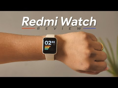 Redmi Watch Review: Just One Problem...