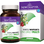 Every Woman's One Daily Whole Food Multi By New Chapter - 24 Tablets