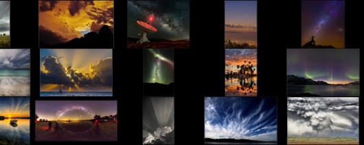 "October ""The Sky"" Contest Finalists Announced - Photo Contests 