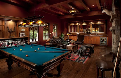 "How to ""Decorate"" Your Man Cave « Extraordinary Homes of Northern ..."