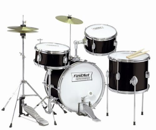 best first act discovery fd483 8 piece drum set for sale electric drum sets for sale. Black Bedroom Furniture Sets. Home Design Ideas