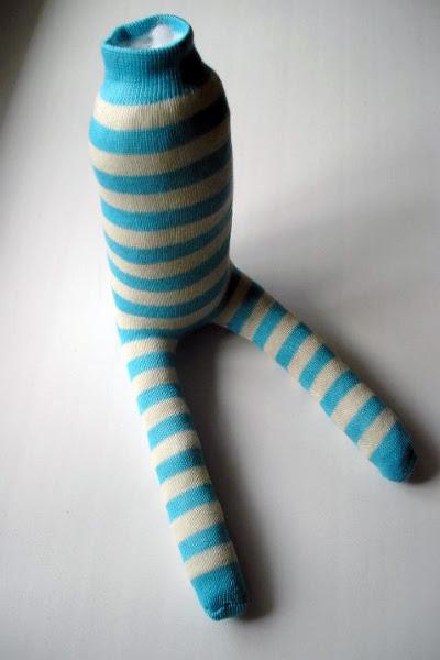 заяц из носка 5