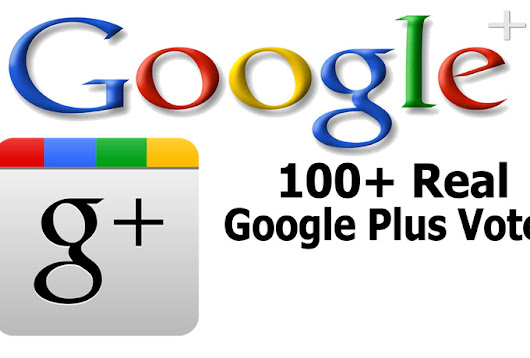 I will give you 100 Real Google Plus one votes for your URL for $5