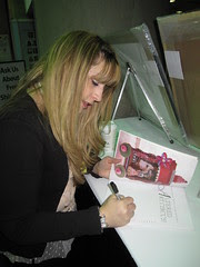 CHA Day 4: My Book Signing! 15