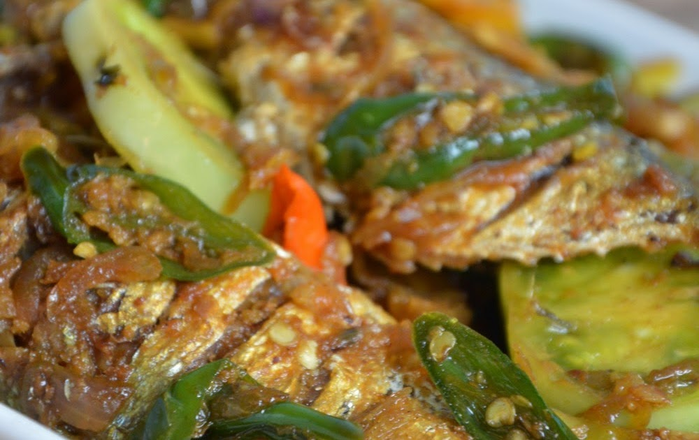 resepi ikan kembung kukus rendam air asam resep masakan khas Resepi Udang Galah Masak Stim Enak dan Mudah