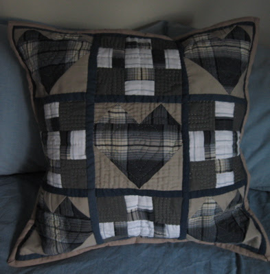 cushion cover - front