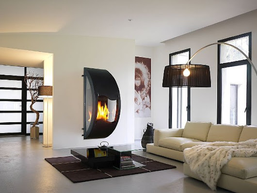 20 Fireplaces For a Trendy Home