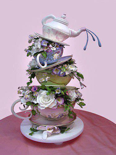 Extraordinary cake   Amazing cakes   Teekanne kuchen